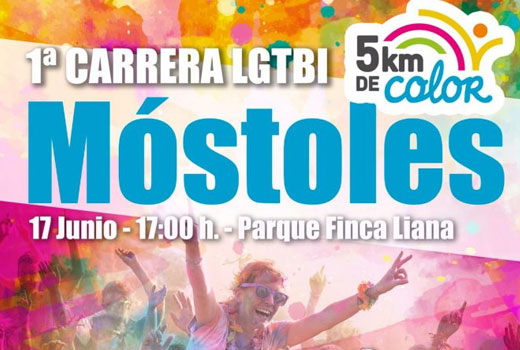 1ª Carrera LGTBI 5Km de Color