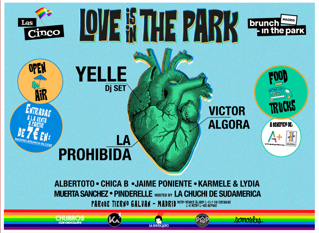 Love is in the Park