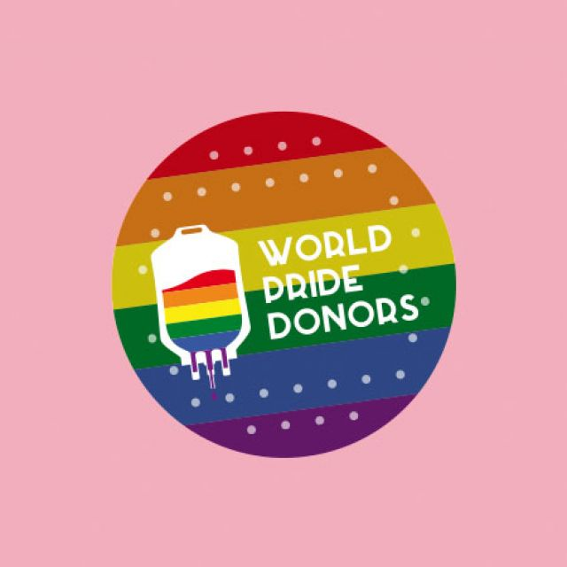 WORLDPRIDE DONORS